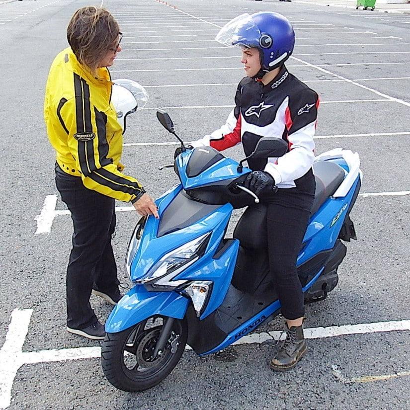 scooter segura - Moto Honda Motopel