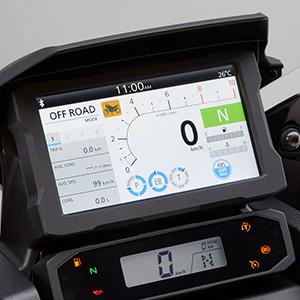 Painel TFT Touchscreen de 6.5 Polegadas