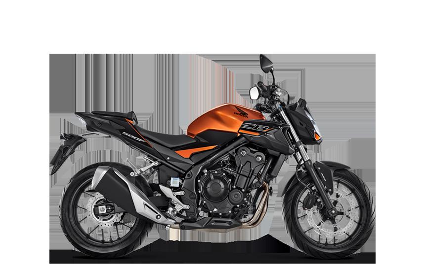 Motos-Honda_Cb_500F_Laranja