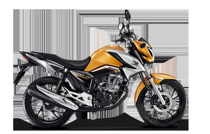 Moto Honda cg 160 titan amarelo perolizado