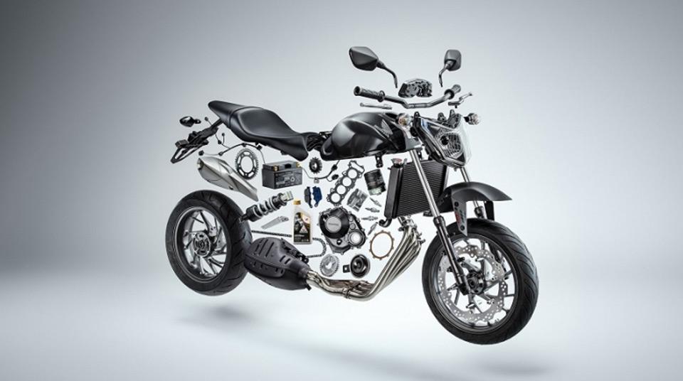 Peças de Motos Honda no Atacado