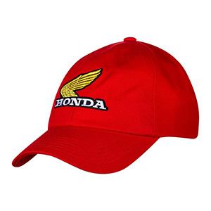 boutique bone vermelho - Moto Honda Motopel