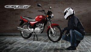CG150 AD - Moto Honda Motopel