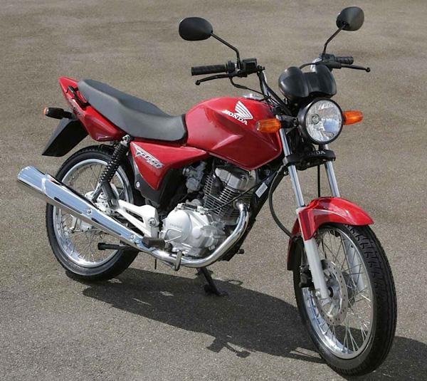 Titan 150 - Moto Honda Motopel