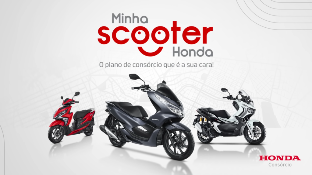 Consorcio Honda Minha Scooter Honda 0 51 screenshot - Moto Honda Motopel