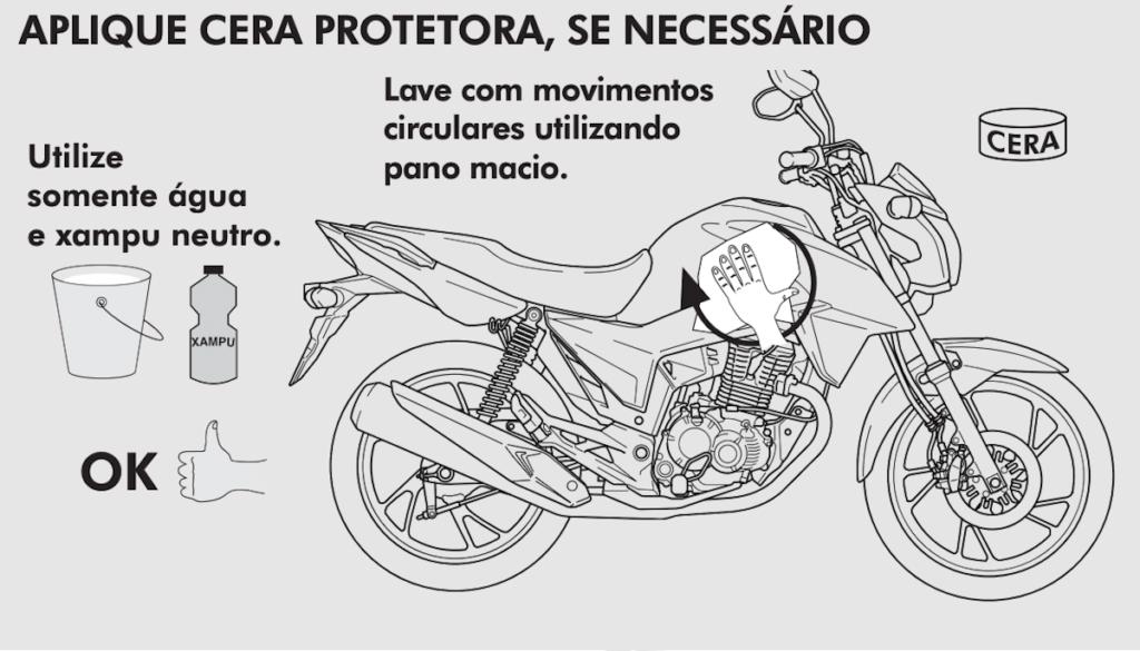 LAVA03 - Moto Honda Motopel