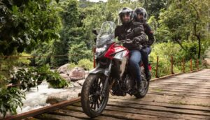 Screenshot 1 - Moto Honda Motopel