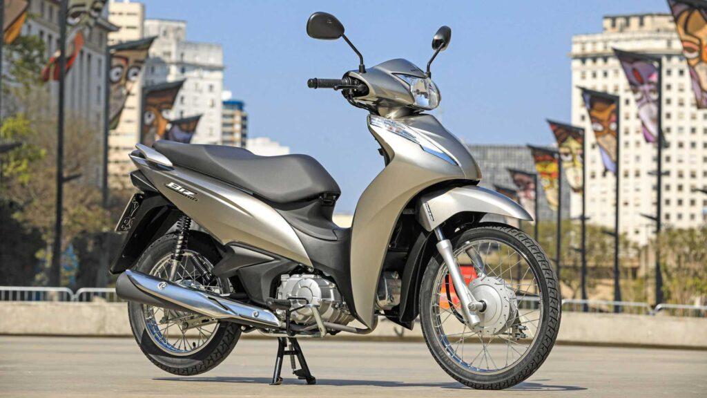 honda biz 110i 2022 - Moto Honda Motopel