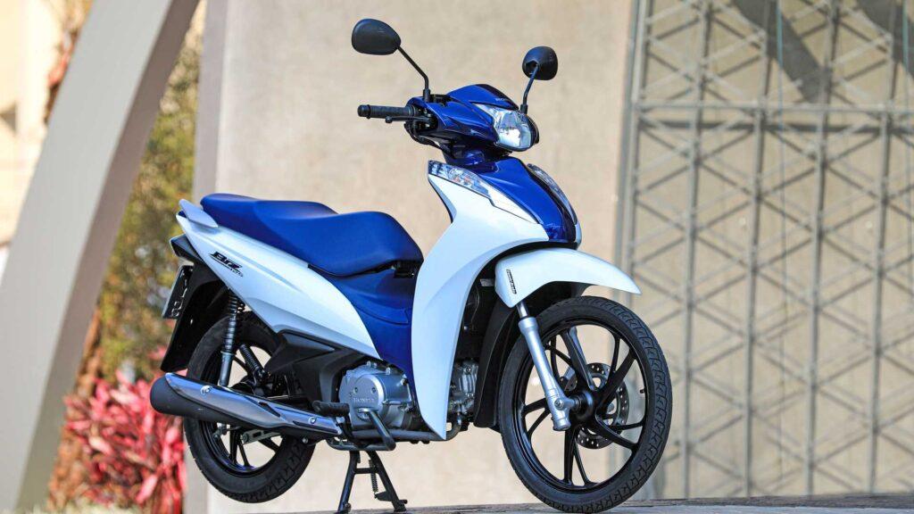 honda biz 125 2022 - Moto Honda Motopel