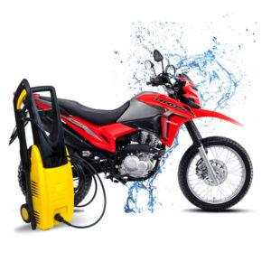 novidade como lavar a moto quando e porque - Moto Honda Motopel
