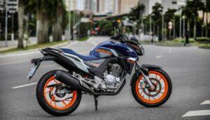 CB Twister 250 min - Moto Honda Motopel