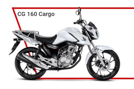 cg 160 2022 cargo - Moto Honda Motopel