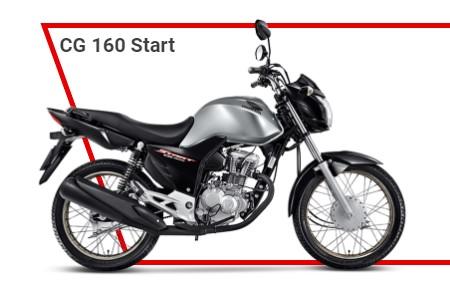 cg 160 2022 start - Moto Honda Motopel