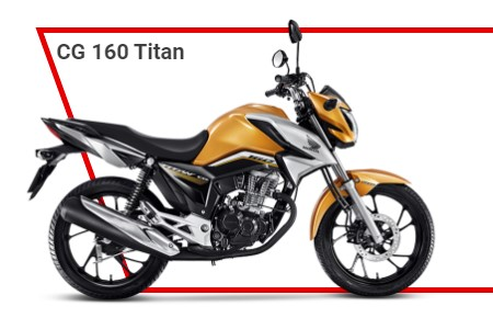 cg 160 2022 titan - Moto Honda Motopel