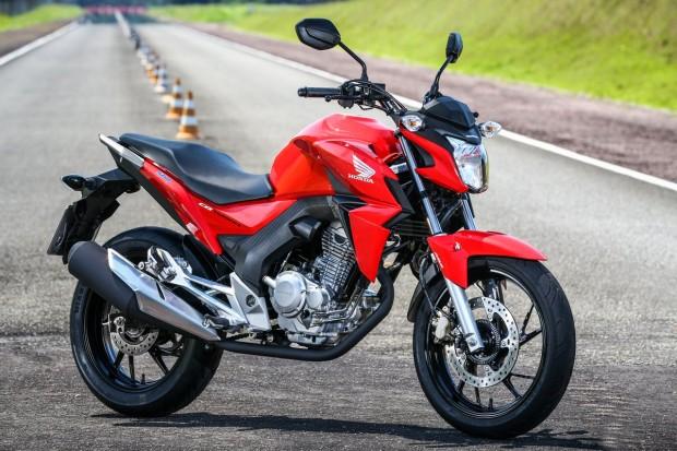 honda lanca cb twister 2016 no brasil - Moto Honda Motopel